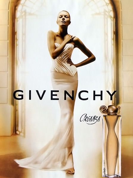 Fragrance Organza by Hubert (de) Givenchy 2004 THE THRILL OF NEW SCENTS 30-Day Supply of any Designer Fragrance Every Month for Just $14.95