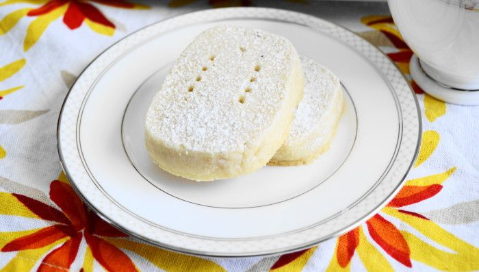 These lemon lavender shortbread cookies are buttery, rich and so flavorful. They are just perfect with a hot cup of tea!