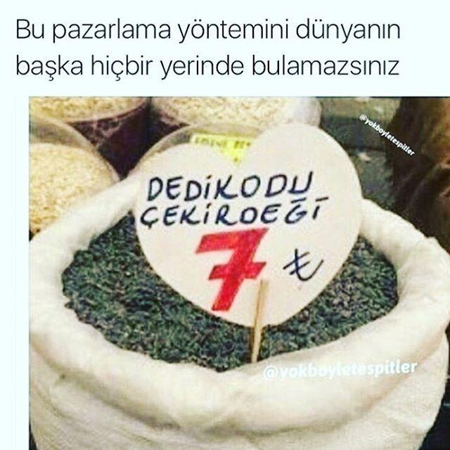 Çekirdek var çitlersen...  @kadinedio #kadın #caps #sözler