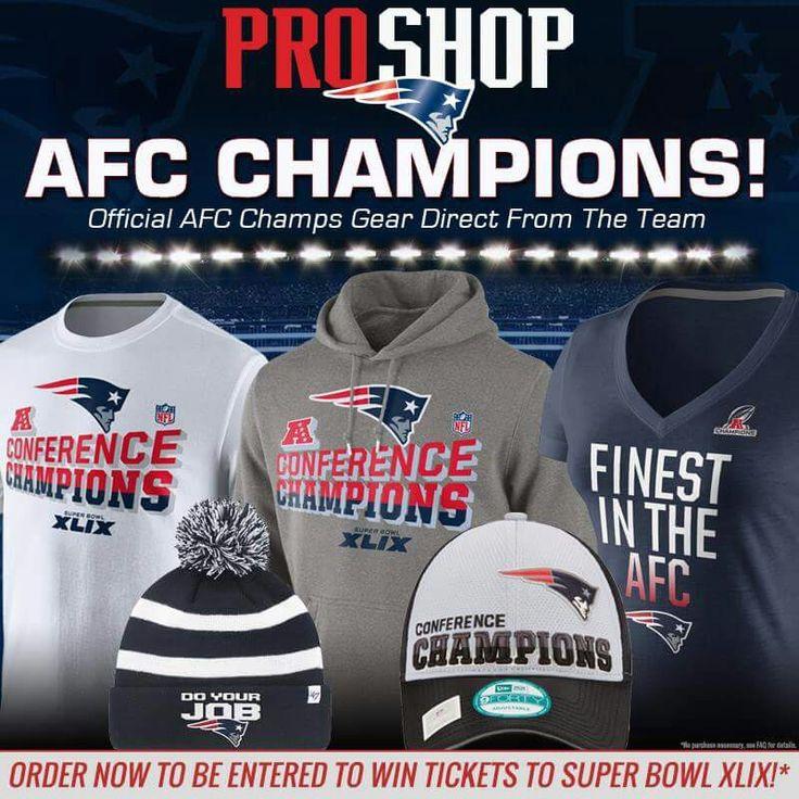 Patriots Pro Shop