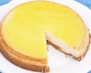Cheesecake allégé à l'ananas