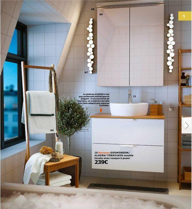 IKEA Bad Inside room Pinterest Bath, Vanities and Room - ikea meuble salle de bain godmorgon