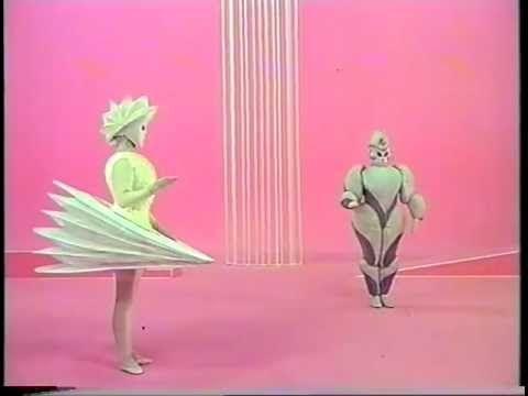 Triadisch ballet- Schlemmer