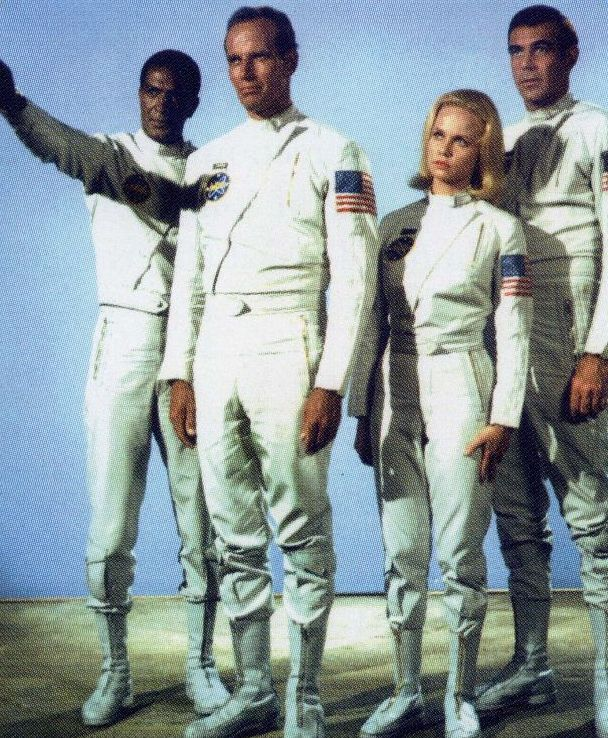 Image result for planet of the apes astronauts