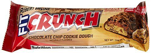 FortiFX Fit Crunch Chocolate Chip Cookie Dough - by FortiFX *** For more information, visit image link.