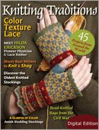 Knitting Traditions, winter 2011