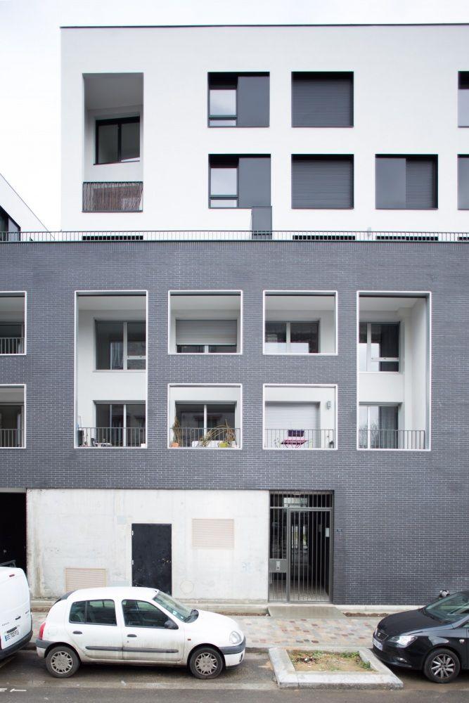 173 logements, ZAC du Port, Pantin (93) - Nexity - Antonini Darmon