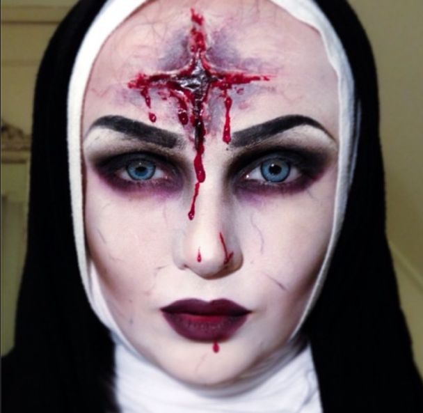 POSSESED NUN