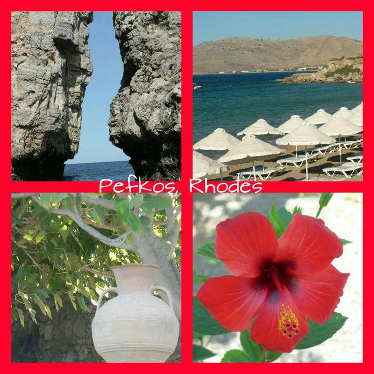 Pefkos, Rhodes