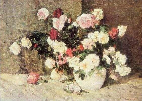 Trandafiri - Stefan Luchian