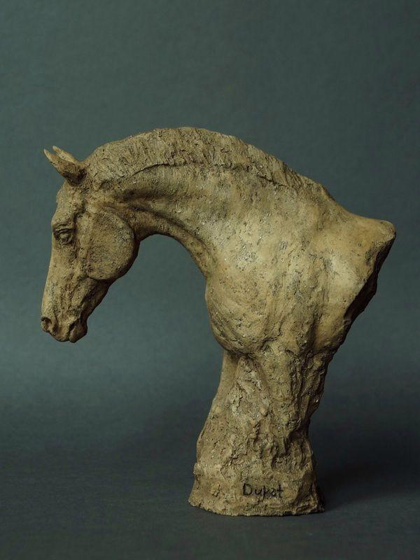 Dukat 1 - ceramiczne konie