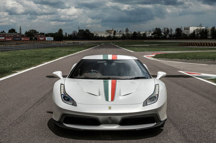 The Ferrari 458 MM Speciale is a Gorgeous One-Off Creation