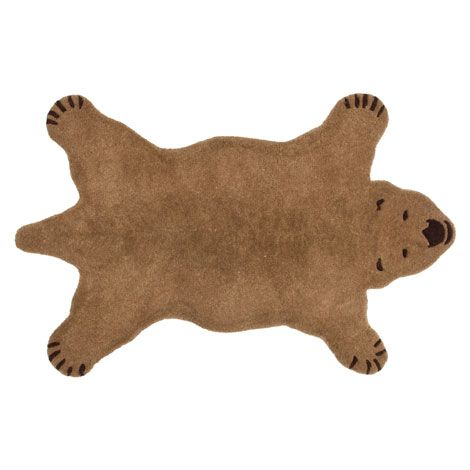 Polar Bear Rug | ZARA HOME United States of America