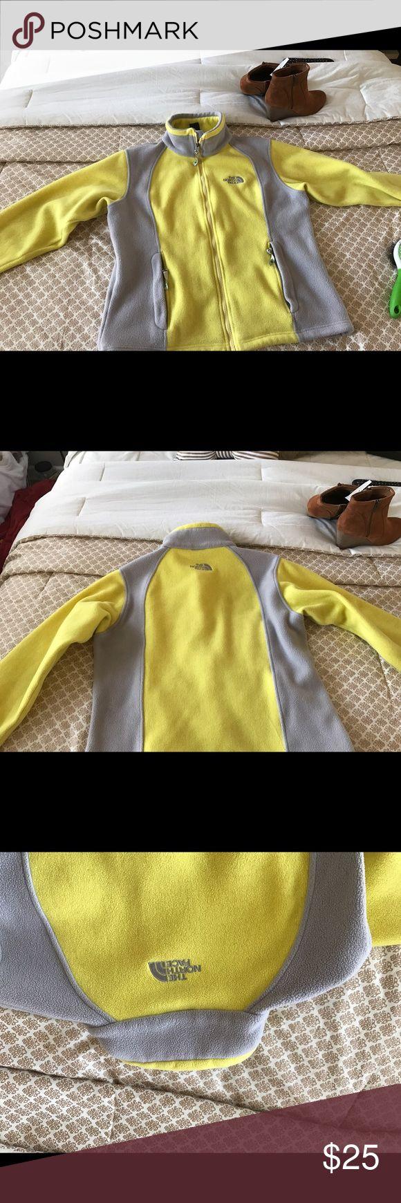 North face lady's jacket Lady's  large fleece jacket North Face Jackets & Coats Utility Jackets