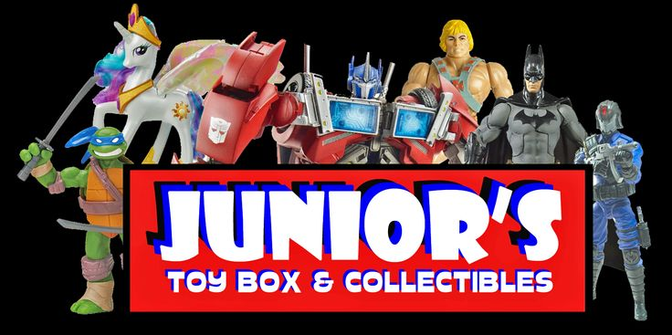 Junior's Toy Box & Collectibles on Kumbuya Is you found it in your toy box, you will find it right here at Junior's Toy Box & Collectibles. We are always in the market and actively looking for new collections.