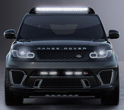 Range Rover Sport SVR Spectre James Bond