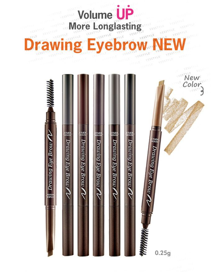 Buy Etude House Drawing Eye Brow NEW at YesStyle.com! Quality products at remarkable prices. FREE Worldwide Shipping available!