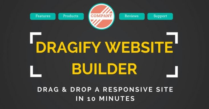 Does building a website seem daunting? Give Dragify a glance.