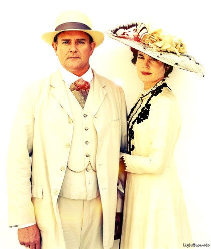 Lord and Lady of Granthum.