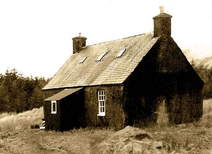 Bothies around Scotland! There's a good map with locations and the subscription is good value Mountain Bothies Association UK - bothy and shelters, Scotland, England and Wales
