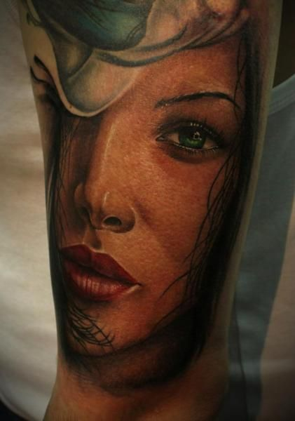 10 Best Facial Tattoo Designs Ever: 50 Best Face Tattoos For Women Images On Pinterest