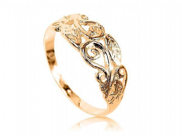 Anel Filigrana em Ouro amarelo 10K (416) Metal: Ouro 10K Modelo: Cremona Largura: 0.8cm Peso: 2.3 gramas (Aprox). CERTIFICADO DE GARANTIA ETERNA