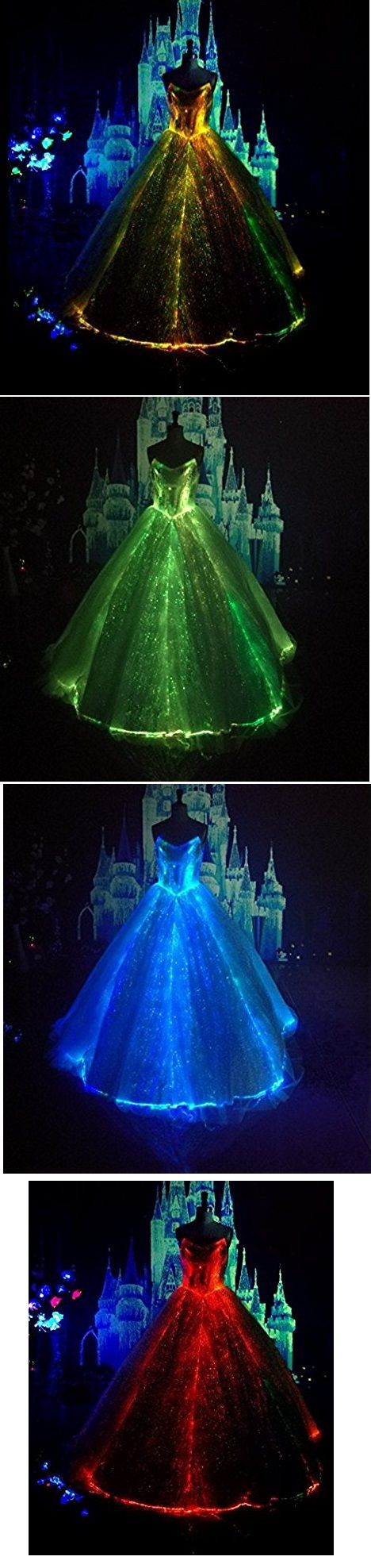 LED Wedding Dress | Craze Trend