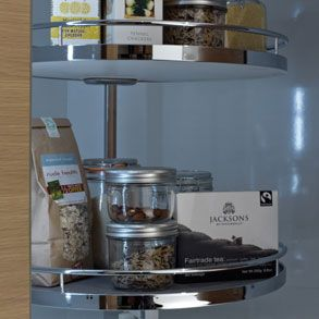 Twister   A Clever Little Carousel For Use In A Wall Unit Or Dresser.  Clever Kitchen StorageKitchen ...
