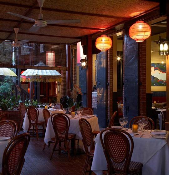 Indigo Restaurant, Honolulu, HI
