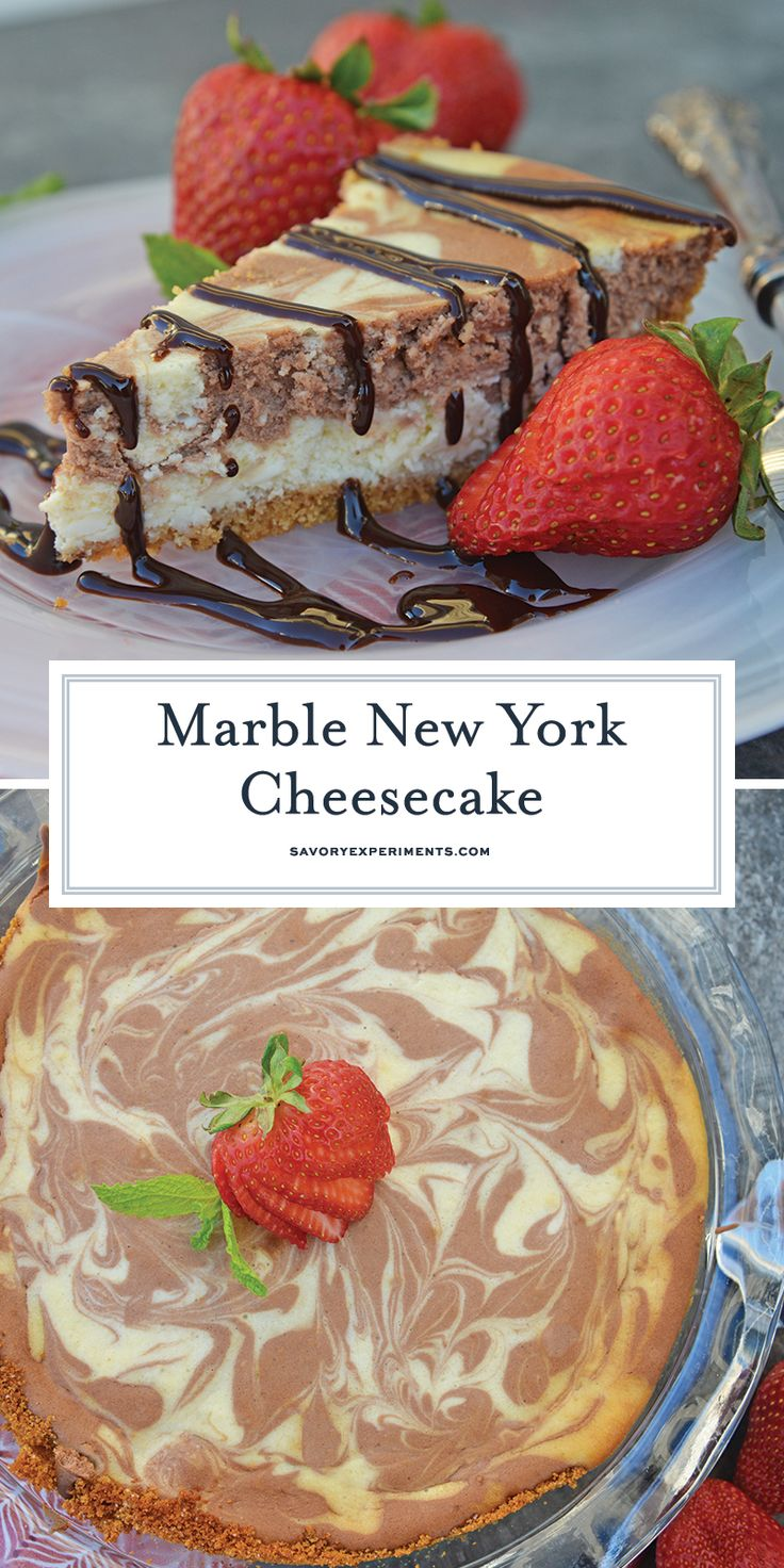 Marble New York Cheesecake Is One Of The Best Cheesecake