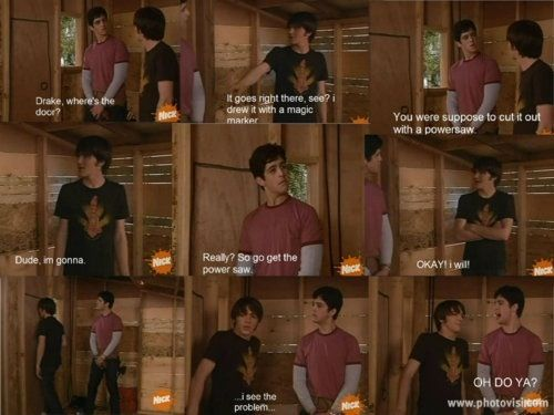 17 Best Images About Drake & Josh On Pinterest