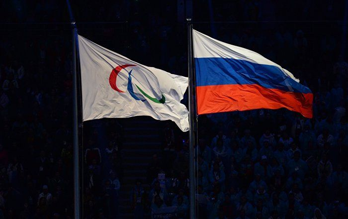 Six Russian Paralympic athletes urged President of the International Paralympic…
