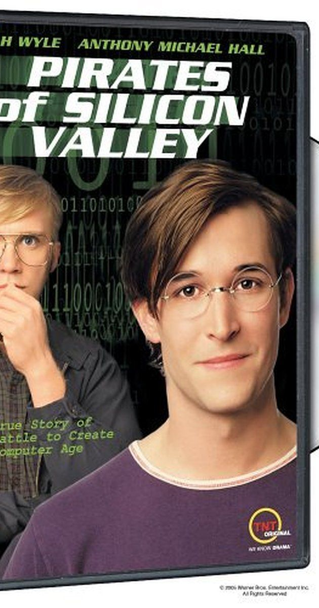 Directed by Martyn Burke.  With Anthony Michael Hall, Noah Wyle, Joey Slotnick, J.G. Hertzler. History of Apple and Microsoft.