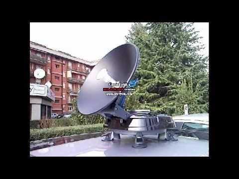Antenna satellitare automatica portatile Camos CSA-10(IT)