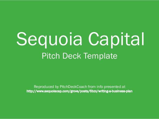96 best startup  pitch decks images on pinterest