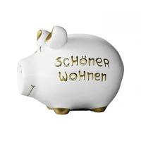 Ein Sparschwein für die neue Wohnungseinrichtung oder das nächste Sammlerstück im Arbeitszimmer.