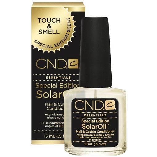 CND Almond solar oil