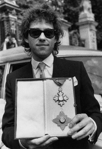 """Sir Bob Geldof. - BOB GELDOF starred in Pink Floyd's 1982 film Pink Floyd – The Wall as """"Pink""""."""