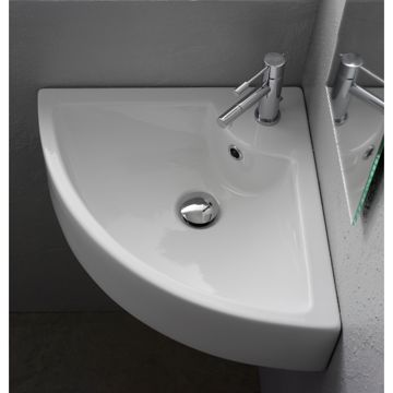 Bathroom Sink Scarabeo 8007 E