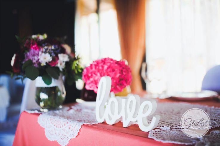 Свадебный декор Wedding table decor