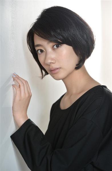 NHK「あさが来た」でヒロイン役を務める波瑠=3日、東京都渋谷区(寺河内美奈撮影)