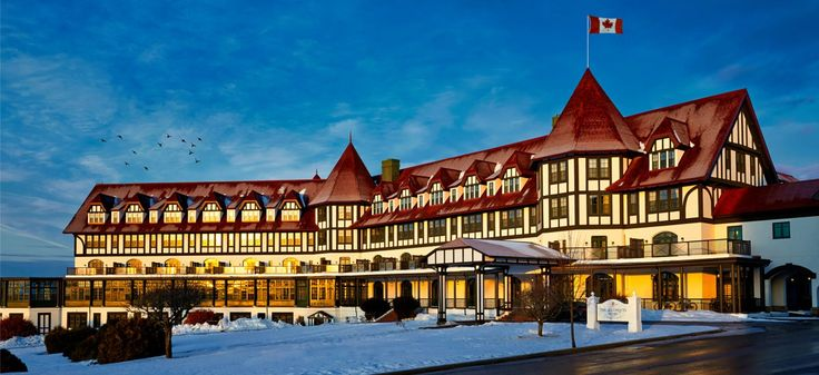 The Algonquin Resort St. Andrews by-the-Sea, Autograph Collection®: St Andrews Unique Hotels