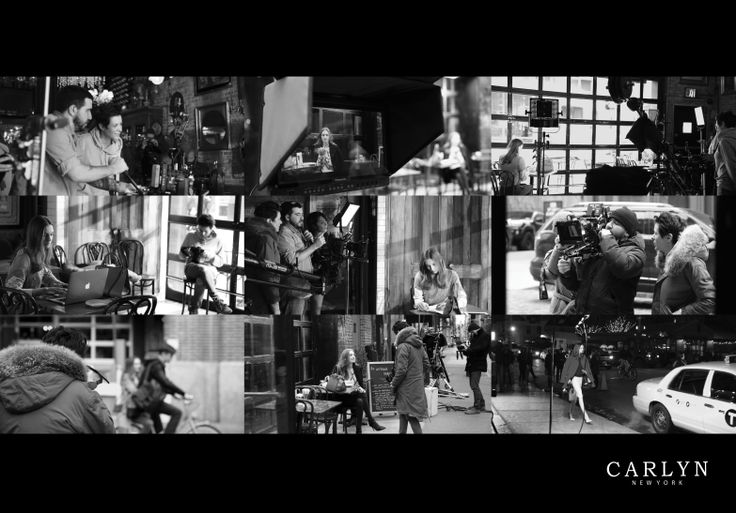 2014 F/W AD photoshoot_Behind the scene ;)