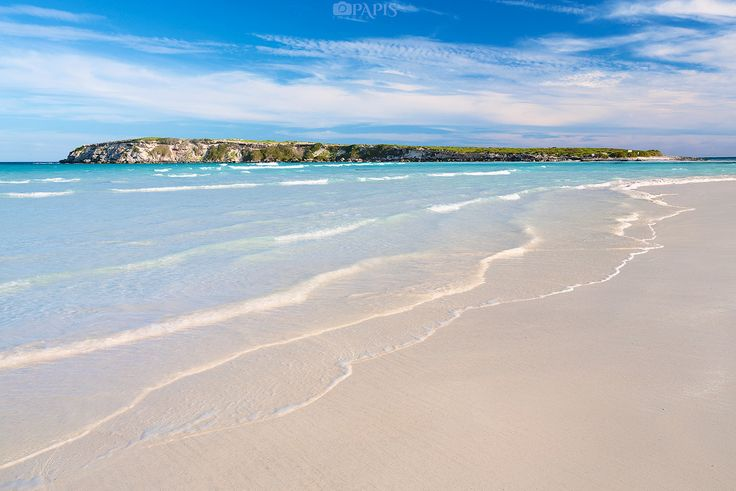 Paradise - and all for ourselves ! Awesome ! Wedge Island in Western Australia