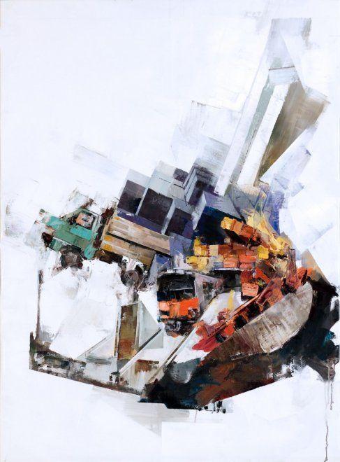 """""""DecaDance"""", la mostra di Walter Molli al Prac"""