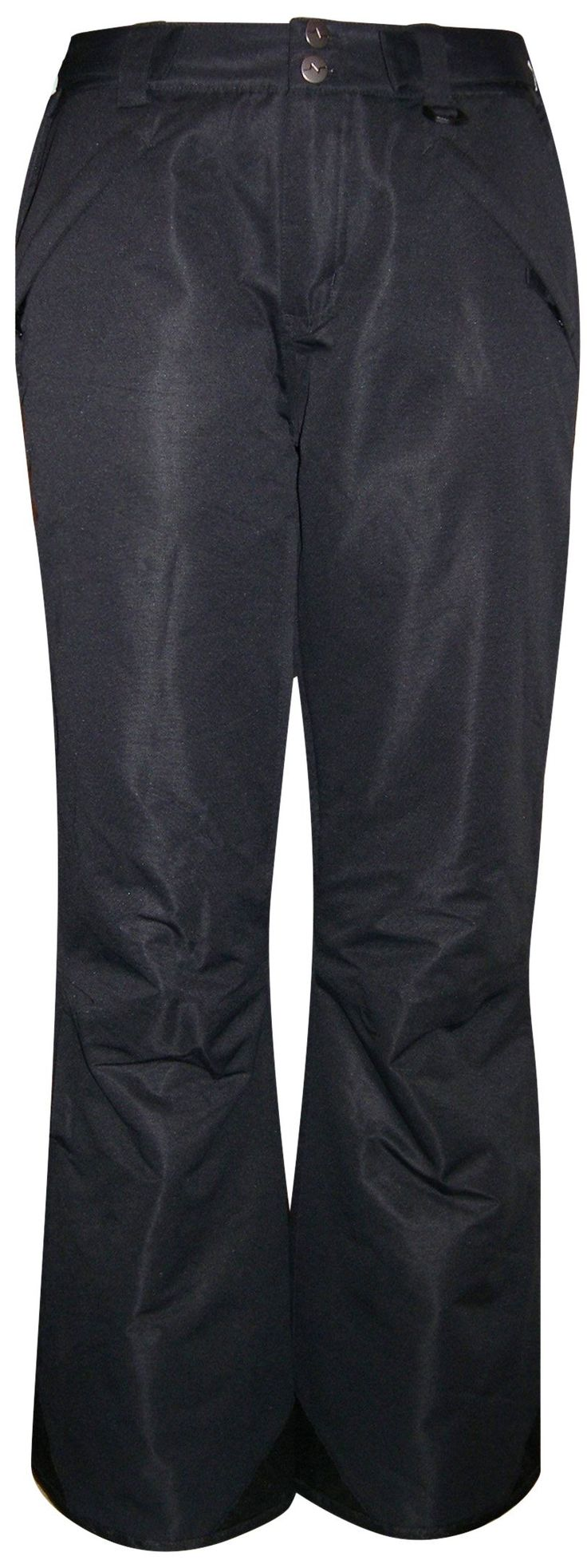 Pulse Women's Technical Insulated Snow Ski Pants (X-Large ...