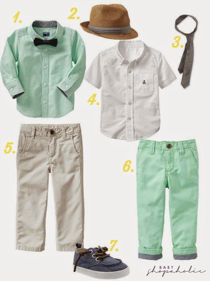 Baby Shopaholic: Easter Outfits for Boys + Girls