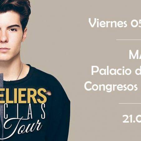 Gemeliers en Málaga - Tour Gracias próximo 5 de Mayo en Palacio de Ferias y Congresos de Málaga.