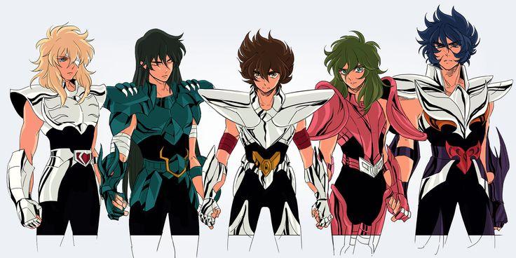 Legend Of Sanctuary Cygnus Hyoga | Dragon Shiryu | Pegasus Seiya | Andromeda Shun | Phoenix Ikki