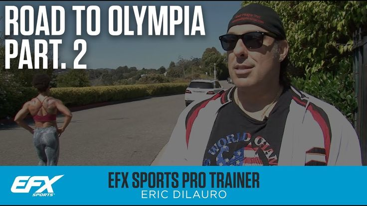 Two weeks out from Olympia Pro Trainer Eric DiLauro, and IFBB Pro Martina Yabekova, show you what is needed to put on the finishing touches for the Mr. Olympia 2017 Figure Competition. #olympia #ifbbpro